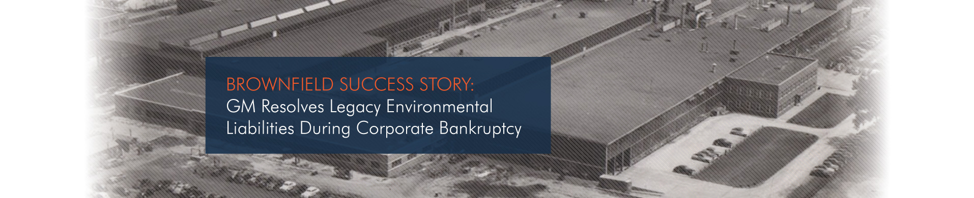 Brownfield Success Story
