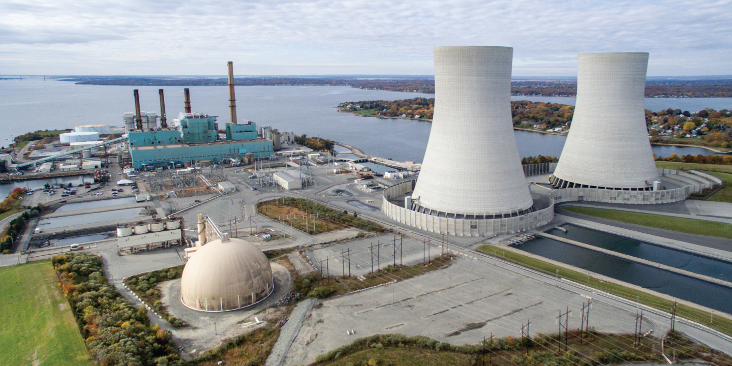 environmental liability transfer power plant and industrial site